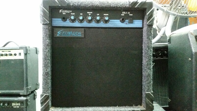 Edwards EBA 10 bass