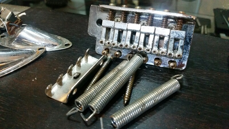 Tremolo Vintage for strat
