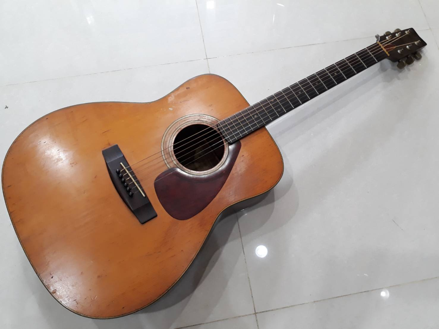 Yamaha FG 160 tan lable japan 1975