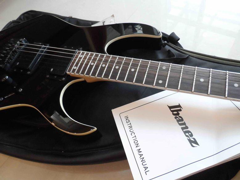 Ibanez RGR 321 EX (สภาพ 100%)