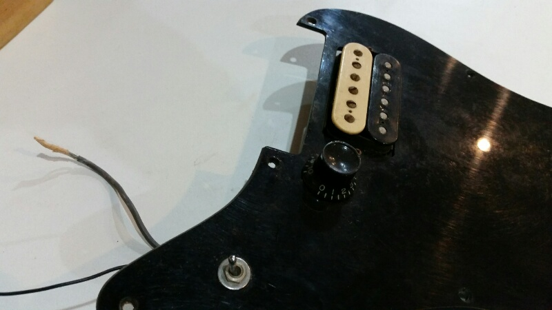 Pick up+Pick guard
