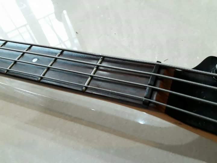 Fernandes limited edition bass