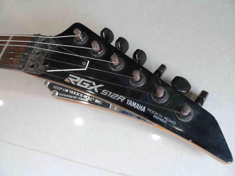 Yamaha RGX 512 R japan