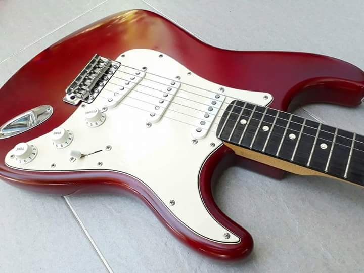 Fender stratocaster hiway one USA 2002